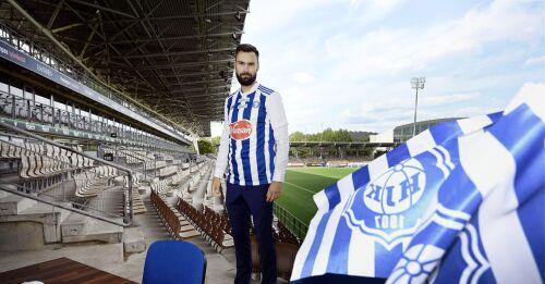 Tim Sparv återvänder till Finland men blickar ut mot Europa