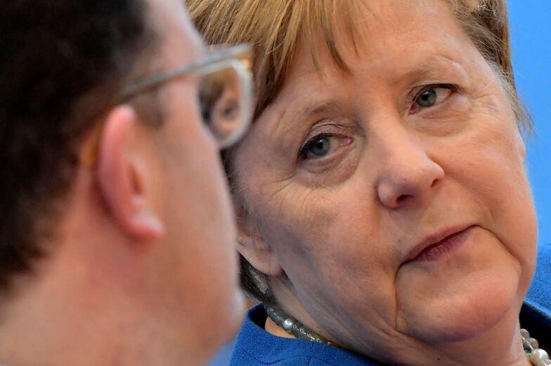 Tyskland Stanger Granser Mot Frankrike Osterrike Och Schweiz Danmark Ska Inte Paverkas