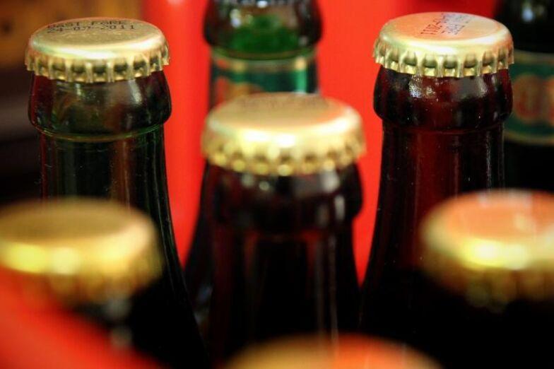 alkoholfri öl amning