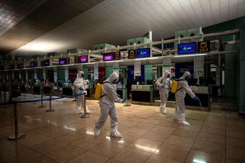 Spanien Stanger Alla Hotell