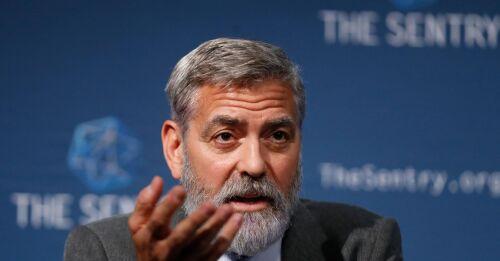 Ordkrig mellan Clooney och Ungerns regering