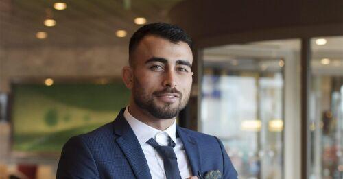 """Amirkhani törstar efter seger: """"Det bästa som hänt mig var att jag förlorade i New York"""""""