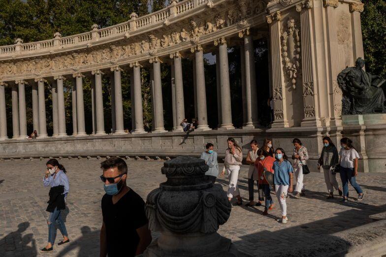 Spanien Stimulanspaket Ska Fixa 800 000 Nya Jobb