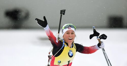Hanna Öberg 5:a i masstarten i Finland - Sweski.com