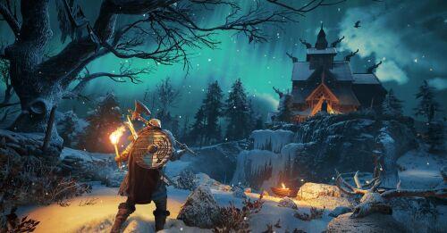 Assassins Creed i ny och mestadels lyckad vikingakostym