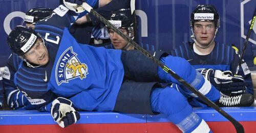 Finland inledde ishockey-vm med seger - se matchen i sammandrag