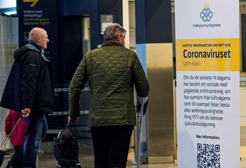 Svenska Regeringen Stoppar Sammankomster Med Fler An 500 Personer En Person Har Dott I Viruset