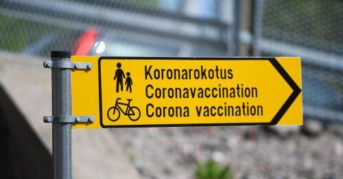 THL rekommenderar coronavaccin för alla 12–15-åringar