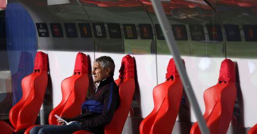 Barcelona i krismöte – tränaren sparkas?