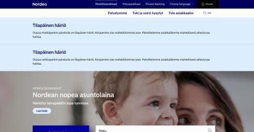 Nordeas Nätbank